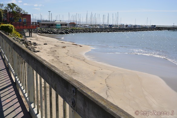 Harbor Village Docks in Half Moon Bay