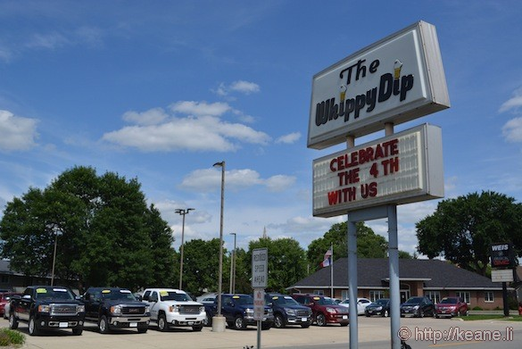 The Whippy Dip in Decorah, IA
