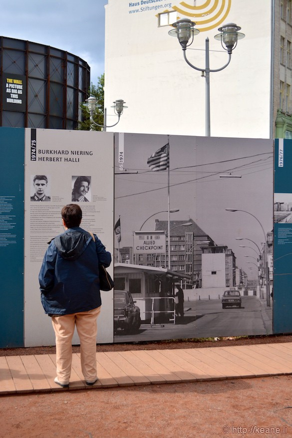 Berlin Checkpoint Charlie Museum