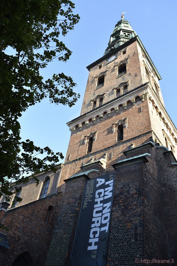I'm Not a Church Nikolaj Kunsthal Copenhagen Contemporary Art