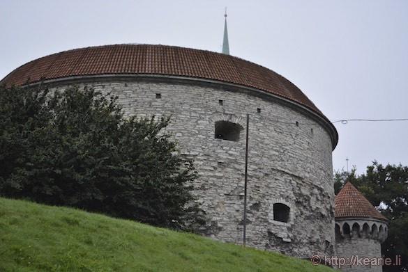 Stout Margaret in Tallinn