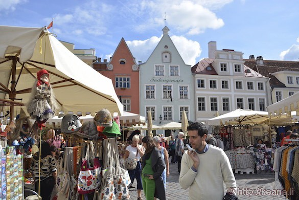 Tallinn Historic Center Market