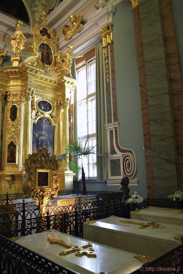 The Chapel of St. Catherine the Martyr