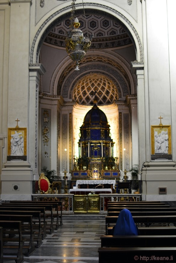 Chapel in Palermo Cathedral