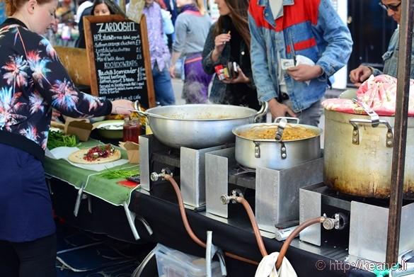 Zardosht at Broadway Market in London
