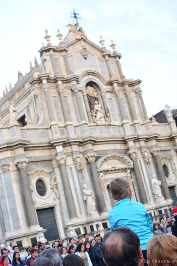 Cattedrale di Sant'Agata in Catania