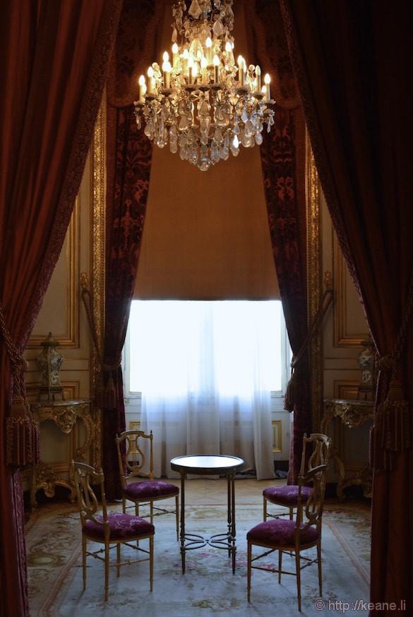 Louvre Museum - Louvre Museum - Napoleon III Apartments Salon