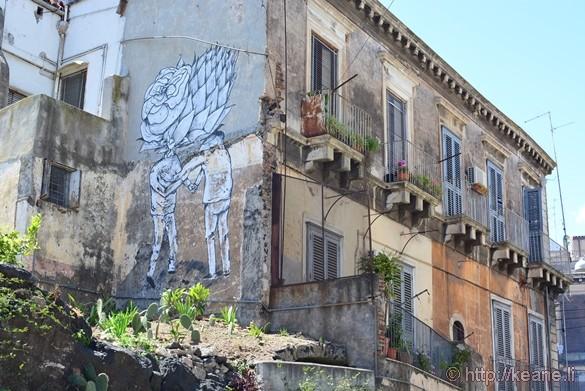 Street Art in Catania