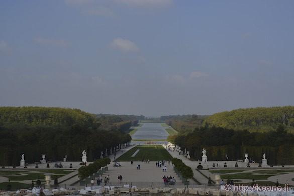Versailles Gardens - Panorama