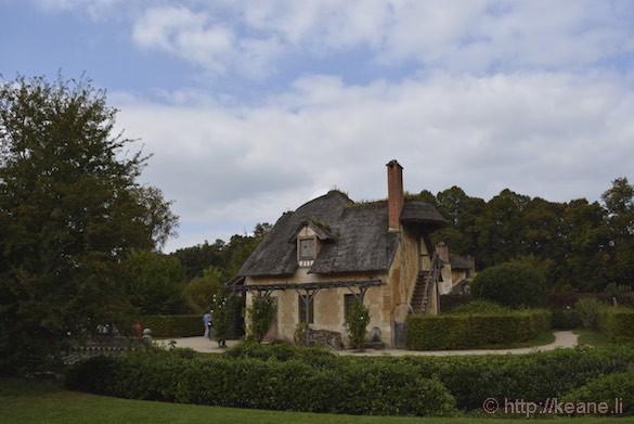 Versailles Gardens - Building