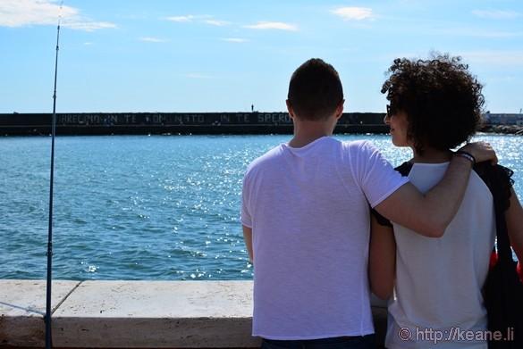 Lido di Camaiore - Couple