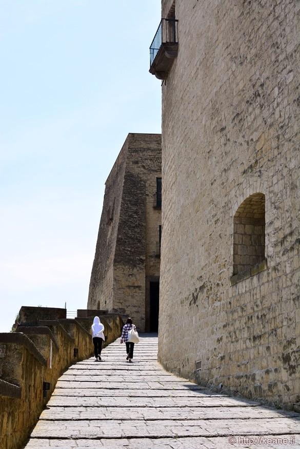 Entrance to Castel dell'Ovo