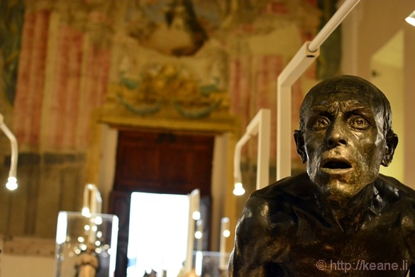 Il Bello o il Vero Exhibition in the Convento di San Domenico Maggiore