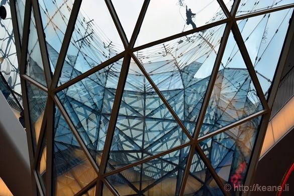 Glass Architecture of MyZeil