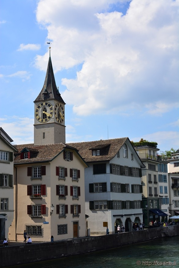 Historic Center of Zürich