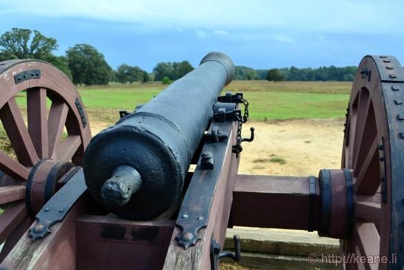 Yorktown - Cannon