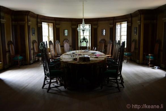 Colonial Williamsburg - Meeting Room
