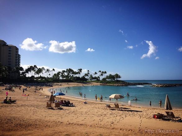 Oahu - Ko Olina Beach
