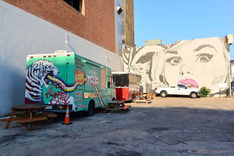 Angry Mojo Food Truck in Austin