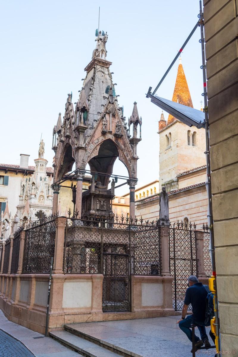 Arche Scaligere in Verona