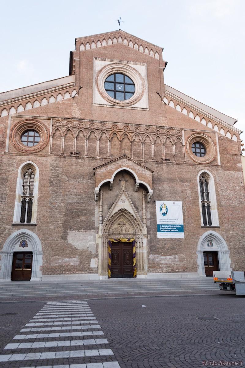 Chiesa del Duomo in Udine