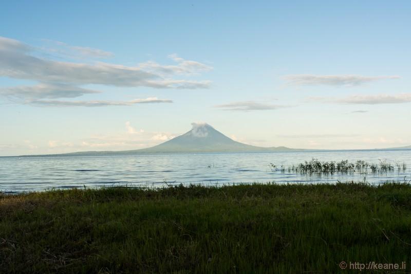 Masaya Volcano in Nicaragua