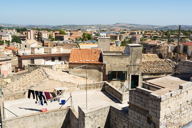 View of Palazzolo Acreide