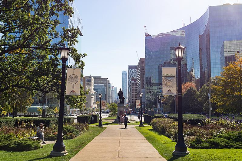 Queen's Park in Toronto