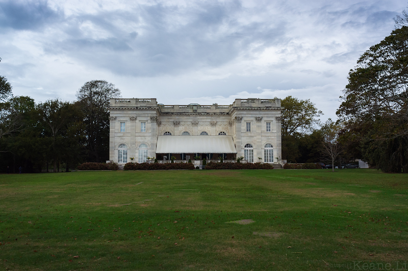 Marble House in Newport