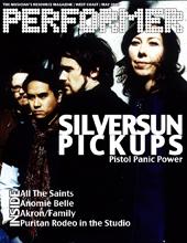 Performer Magazine Cover