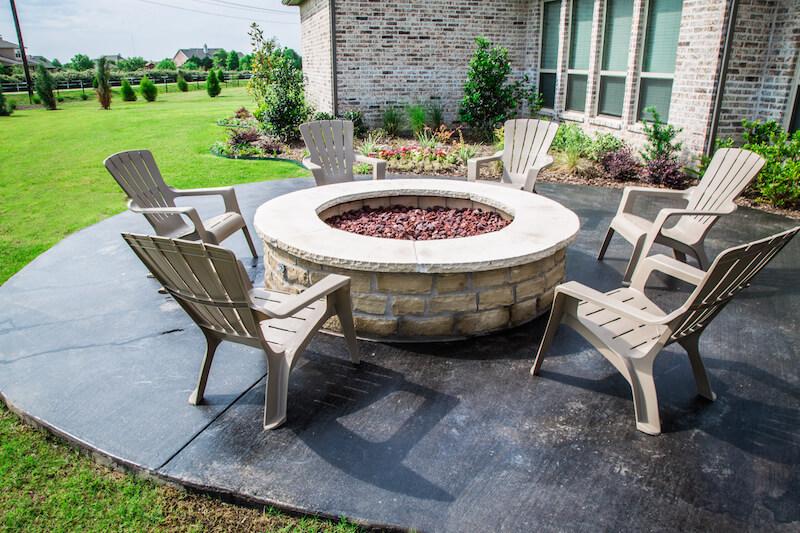 dallas outdoor living spaces upgrade