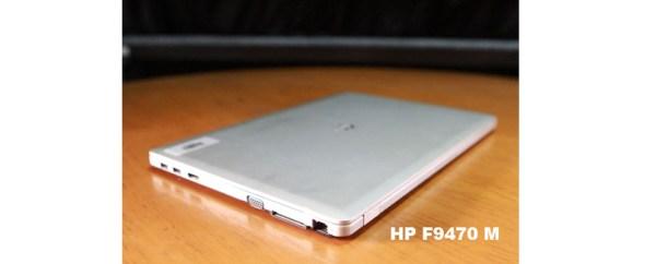 Laptop Second HP EliteBook F9470M