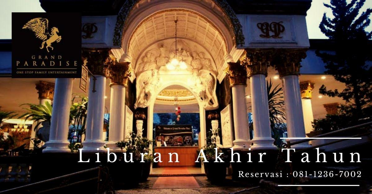 Grand Paradise Hotel di Lembang