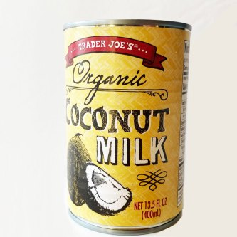 Coconut Milk Trader Joe's - Indonesian cooking with Keasberry