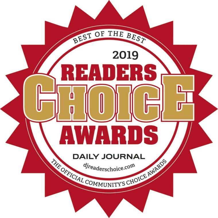 2019 Reader's Choice Winner