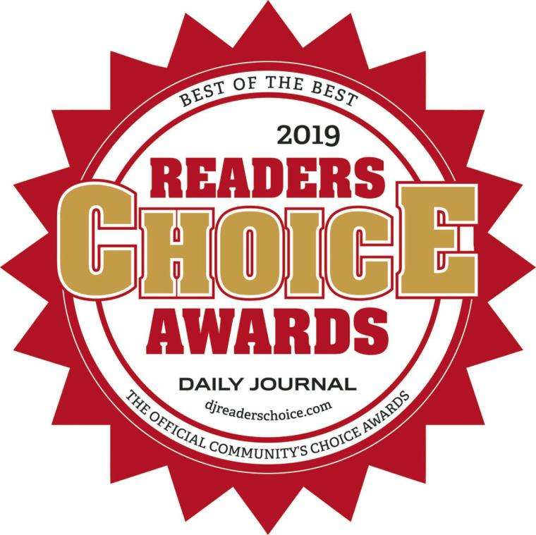 2019 Reader's Choice Winner