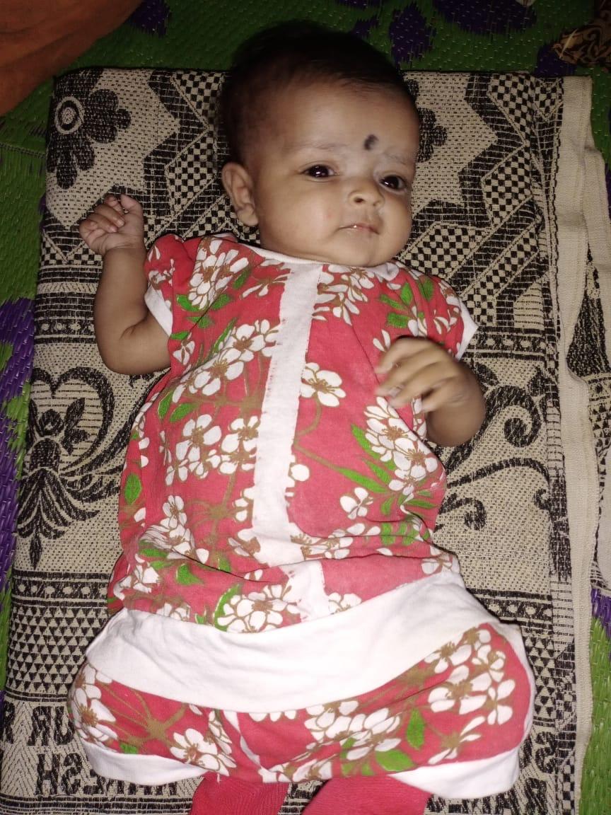 Baby Anya Numi