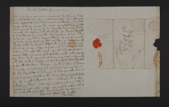 To George and Tom Keats, 15 April 1817. Courtesy Princeton University Library. Click for full size.