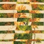 Fractured Sunflower