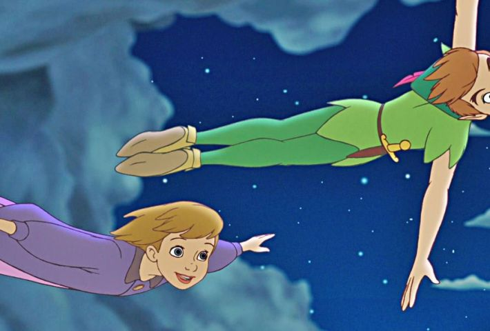 Peter Pan en Teseo Teatro