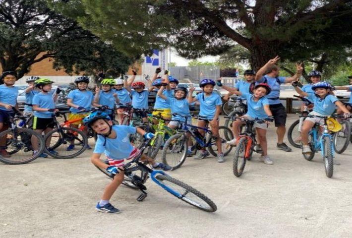 Campamento de verano Grupo Deportivo Las Rozas
