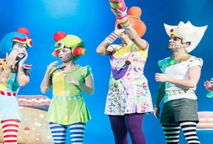 Musical: Pinturilla y la pandilla vainilla