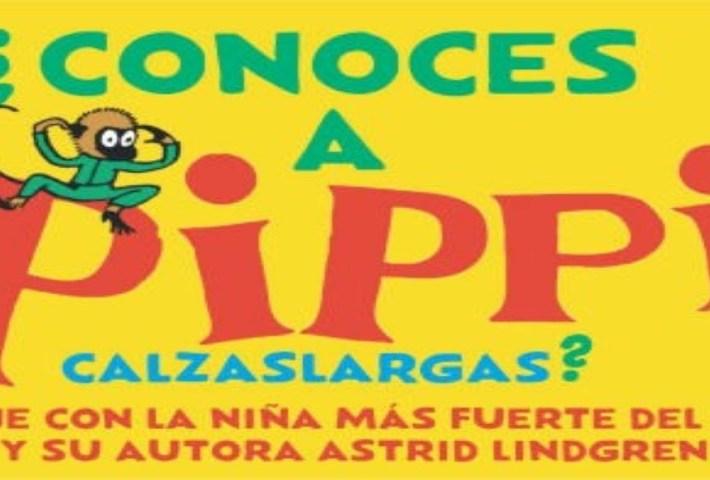 TALLER: ¿CONOCES A PIPPI CALZASLARGAS?