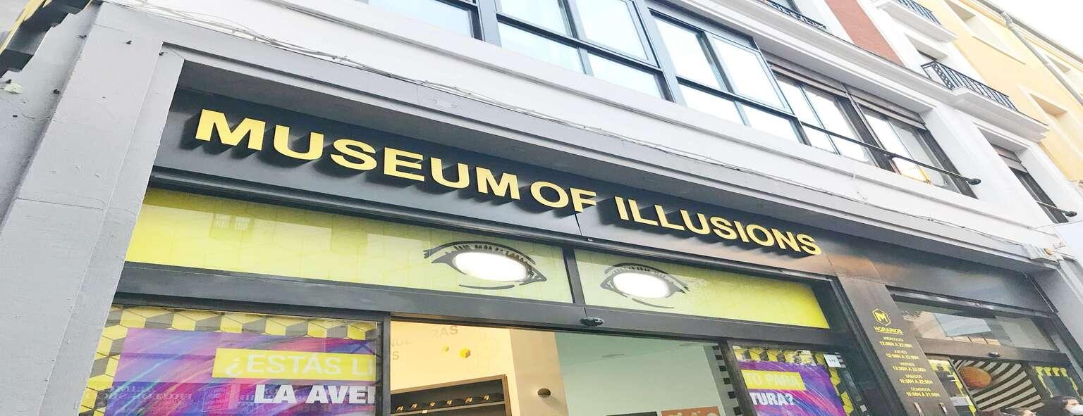Museum of illusions Madrid