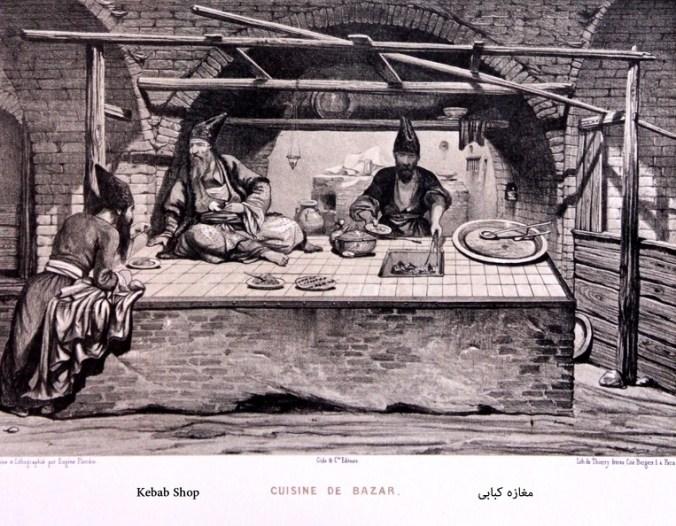Historie Kebabu