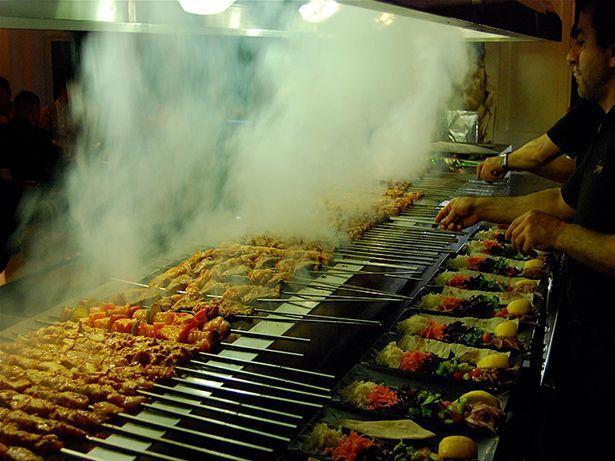 Kebabárny o kebabu víme vše Sheesh Chigwell