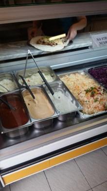 Kebab u tuzexu, Plzeň