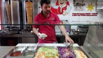 Kasuar Kebab