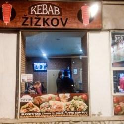 Kebabárna Žižkov v Chomutově