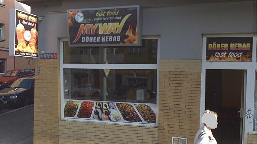 MyWay Döner Kebab (Praha)